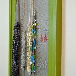Jewelry Display Frame
