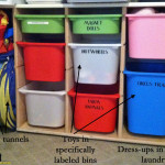 How to organize toys? Toy Organization System – Ikea hack