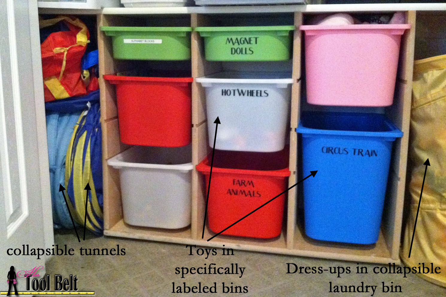 How To Organize Toys Toy Organization System Ikea Hack