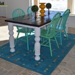 Husky Farmhouse Table – Ana White plan