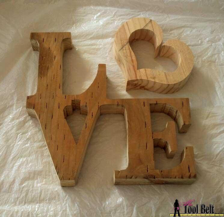 love cutout hertoolbelt