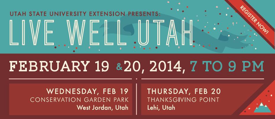 Live Well Utah usu