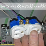 Install an Outlet Plug
