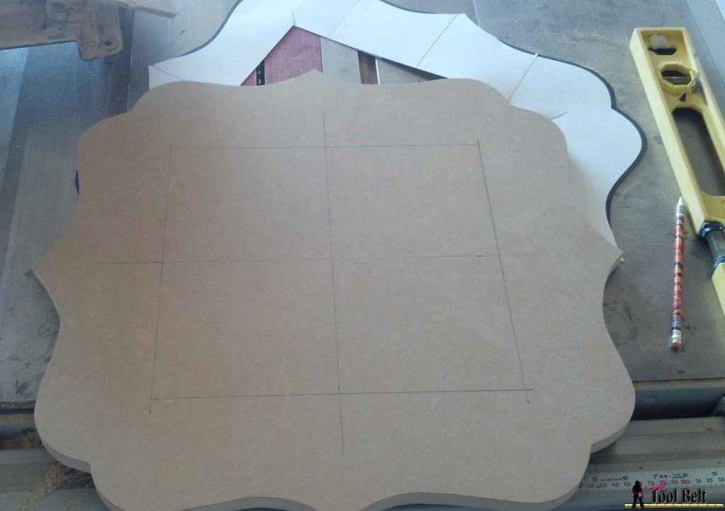 trace cut outs