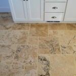 Travertine Versailles Pattern Tile Tutorial