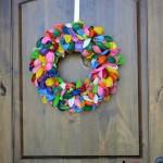 Celebration Balloon Wreath