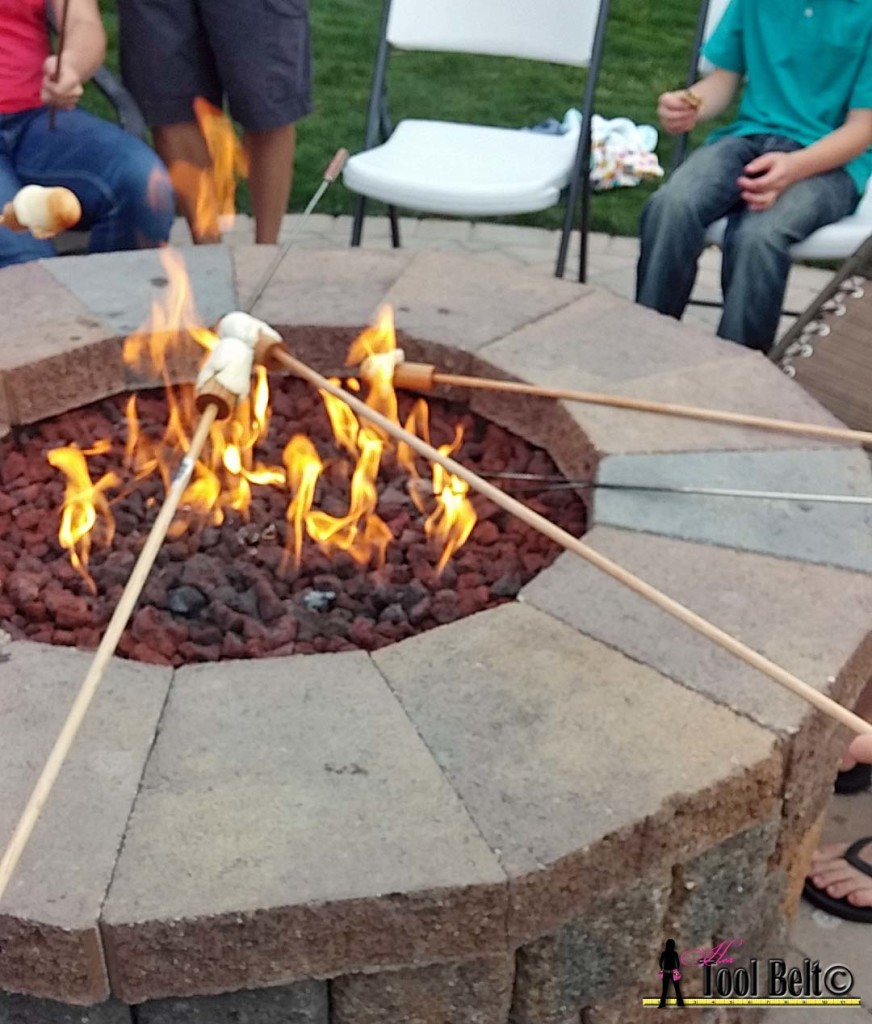 Woof 'Em: A Delicious Campfire Treat
