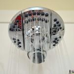 Install A Customizable Shower Head