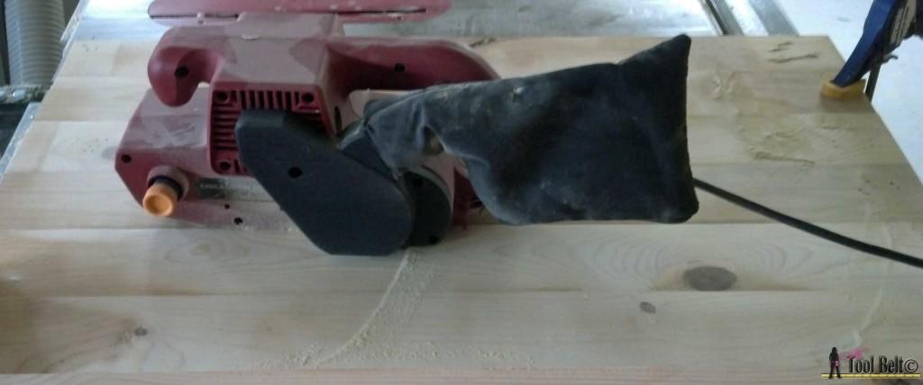 7 drawer dresser-belt sander