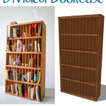 Divided Bookcase