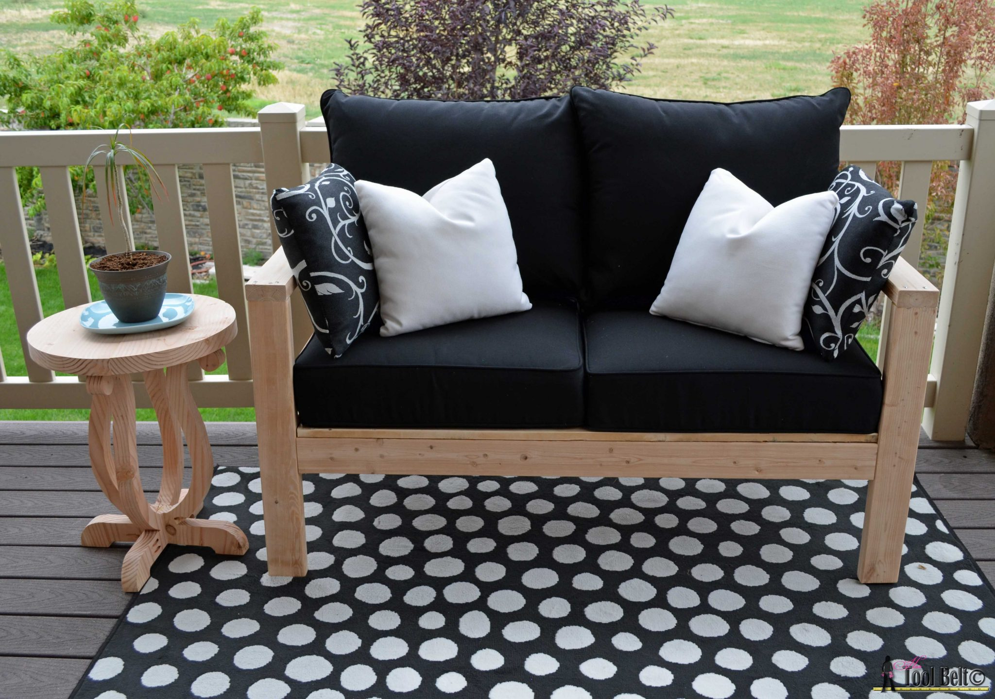 New Diy Patio Furniture Plans