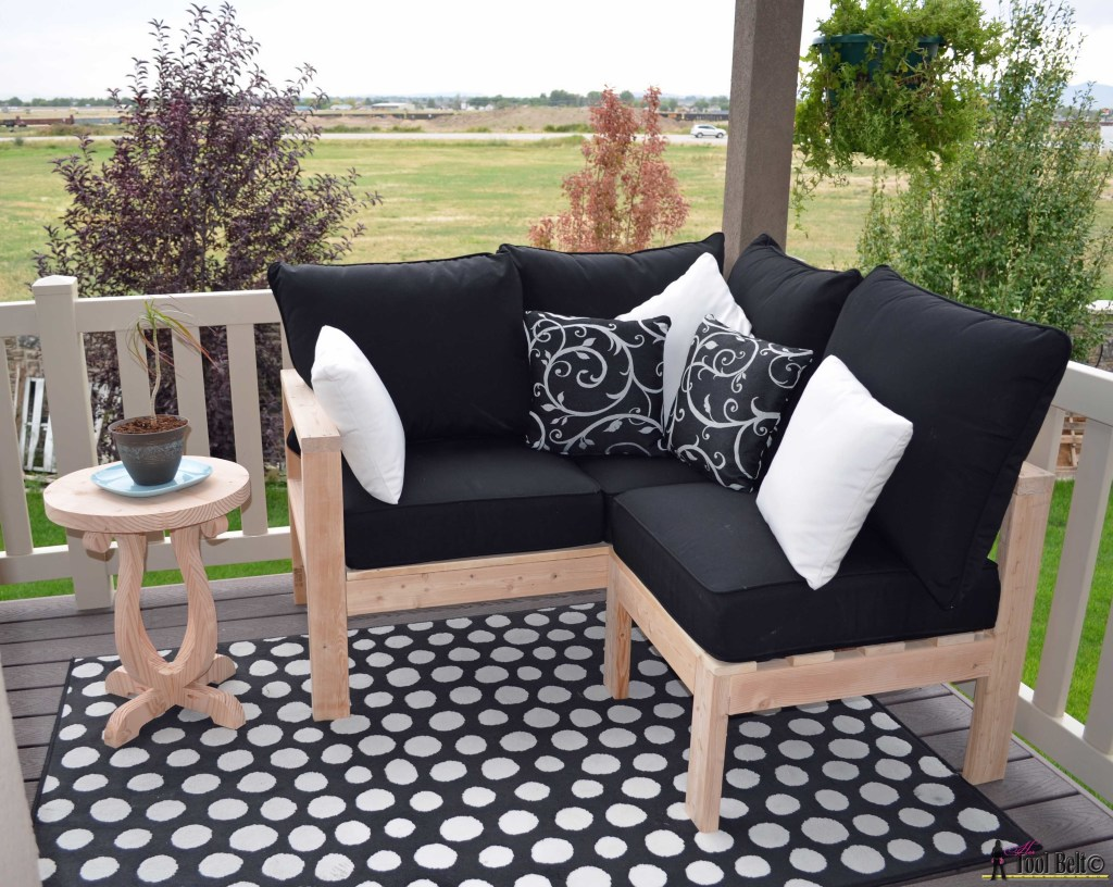 Luxury Build Your Own Outdoor Furniture Plans