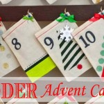 Ladder Advent Calendar