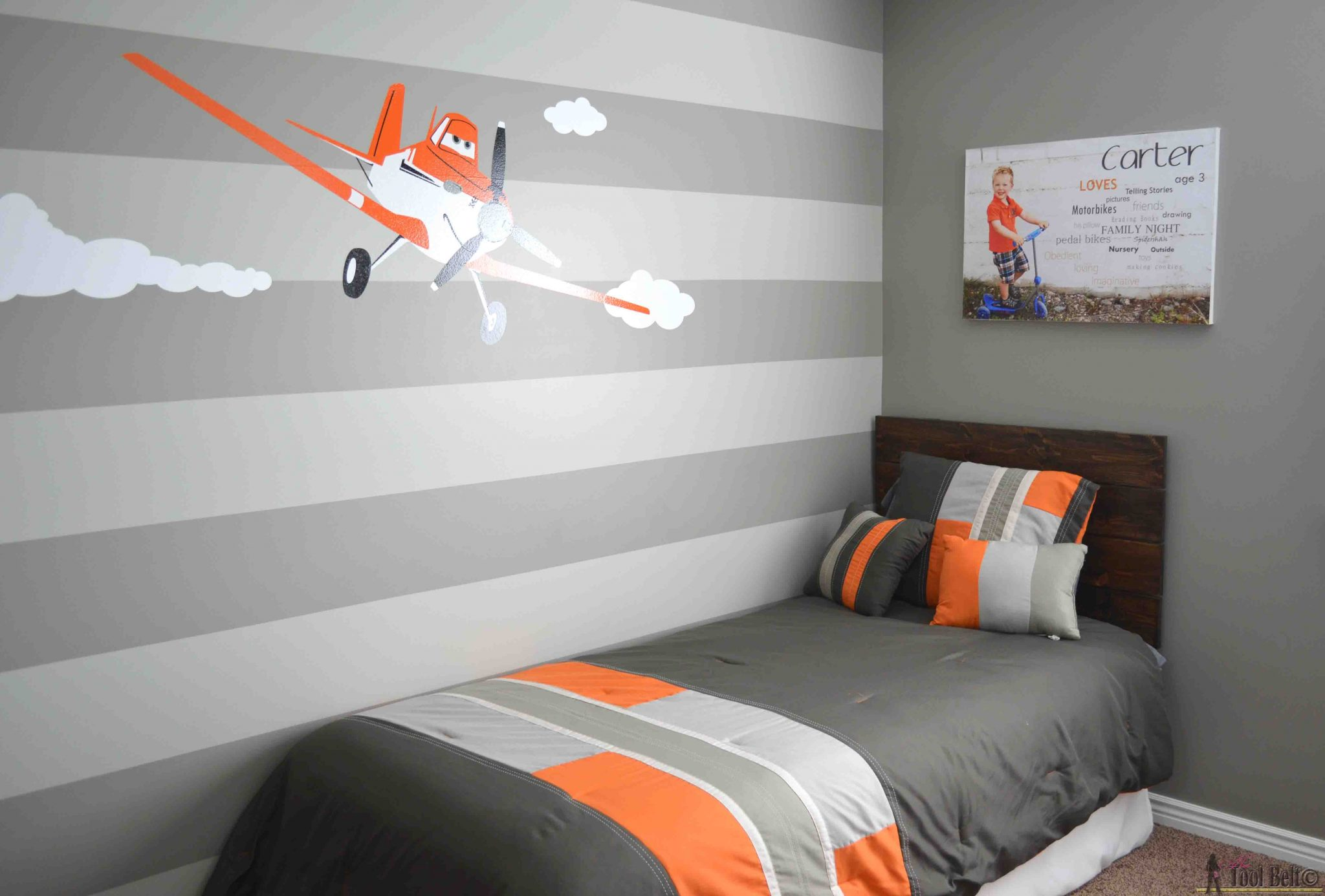 Bedroom Accent Wall Pinterest