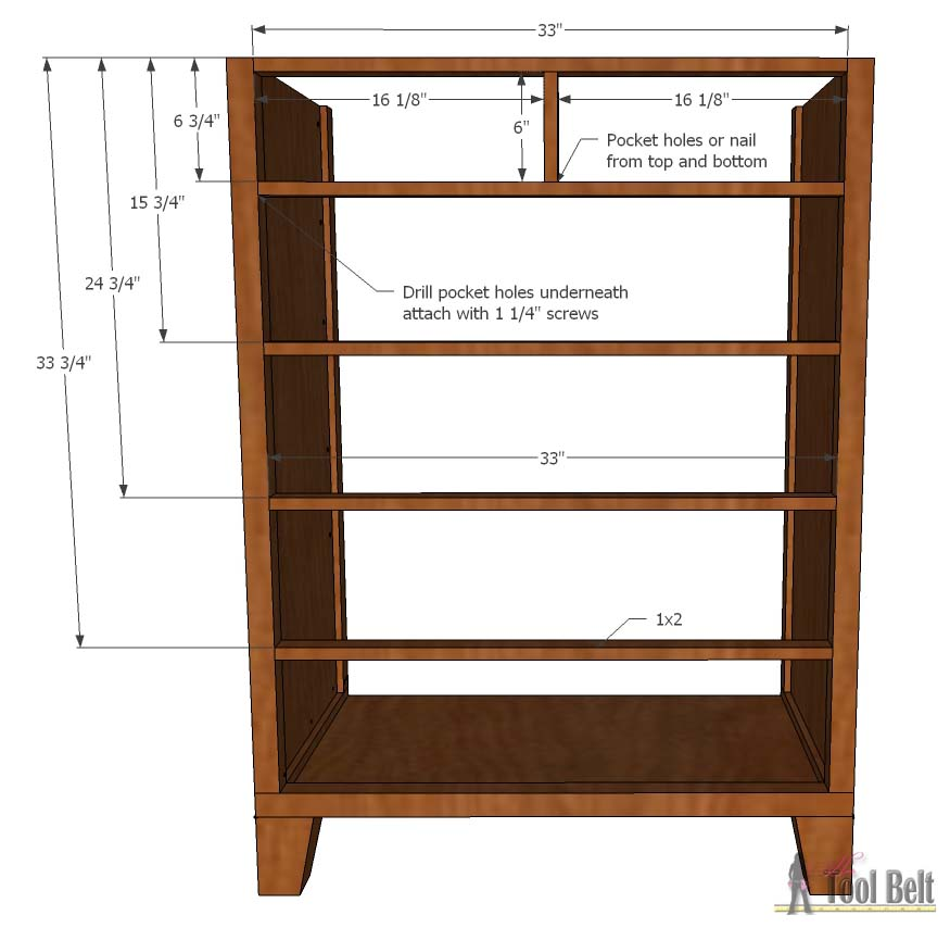 Plans To Build A Tall Dresser Bestdressers 2017