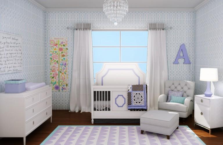 baby-girl-nursery-ideas-aqua-and-lavendar-768x498