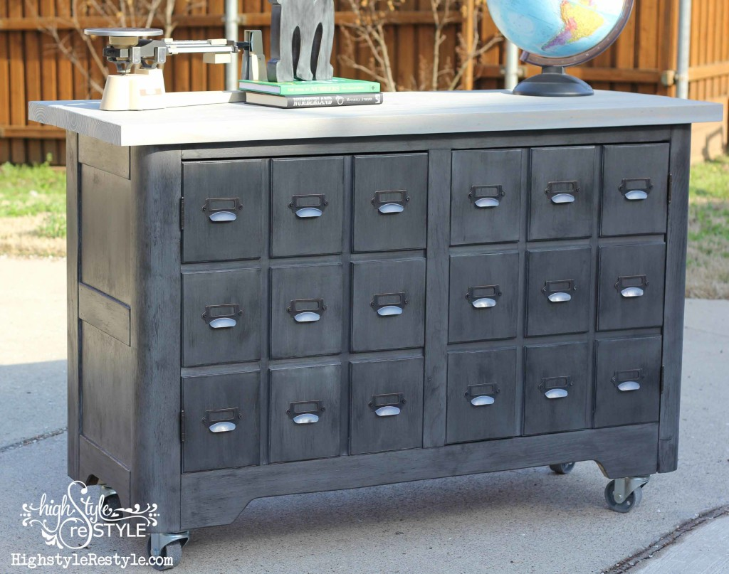 Convert An Old Cabinet Into Cart Or Build One From Scratch With These Free