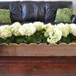 Rockstar Tour – Scalloped Planter Box Centerpiece