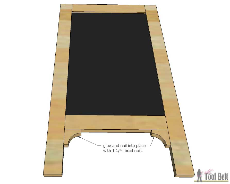 Chalkboard easels are so handy to have around for parties, holidays, weddings and for your budding little artist (kids). Free plans for a DIY A-Frame Chalkboard Easel.