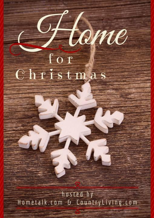 Hometalk Christmas blog hop