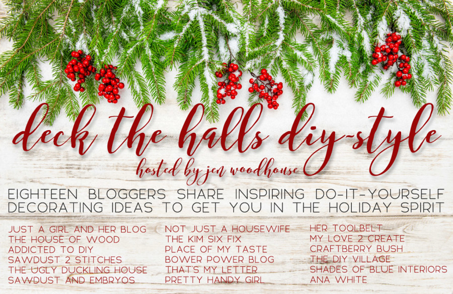 deck-the-halls-diy-style blog hop