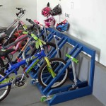 Bike and Scooter Rack