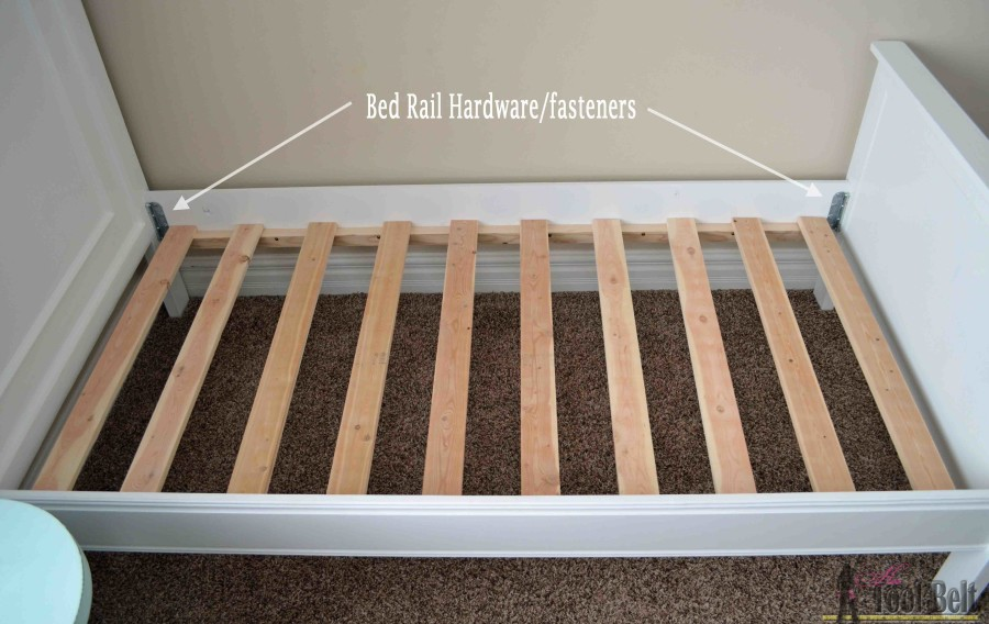 Bed Rails For Twin Bed No Box Spring