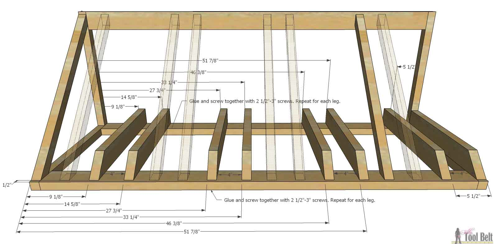 Plans to build a wooden bike rack bicycling and the best for Diy mountain shelf plans