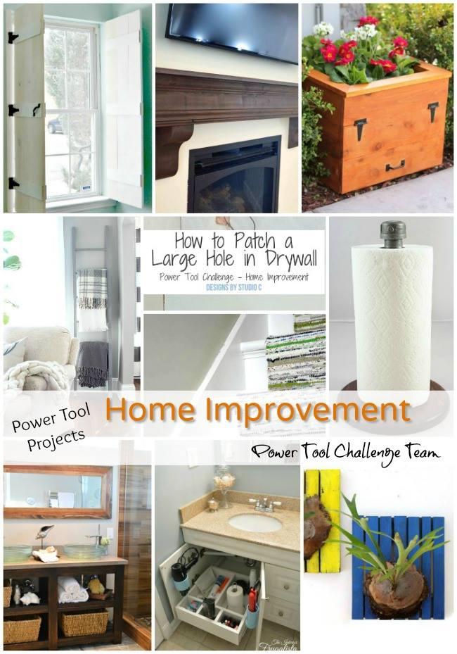 Power tool home improvement
