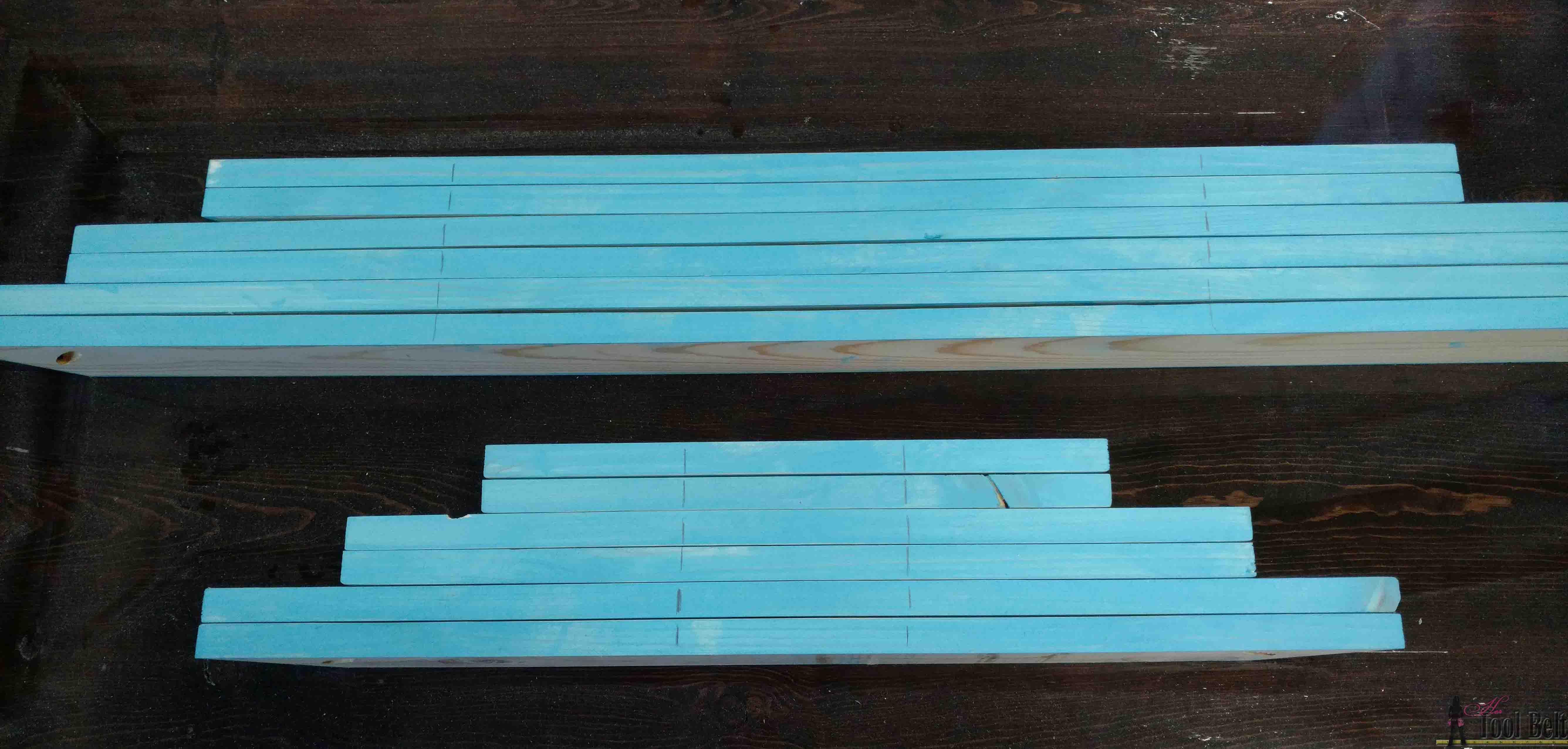 Wooden Door Mat - Her Tool Belt