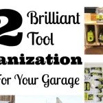 12 Brilliant Tool Organization Ideas