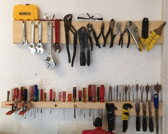 12 Brilliant Tool Organization Ideas Her Tool Belt