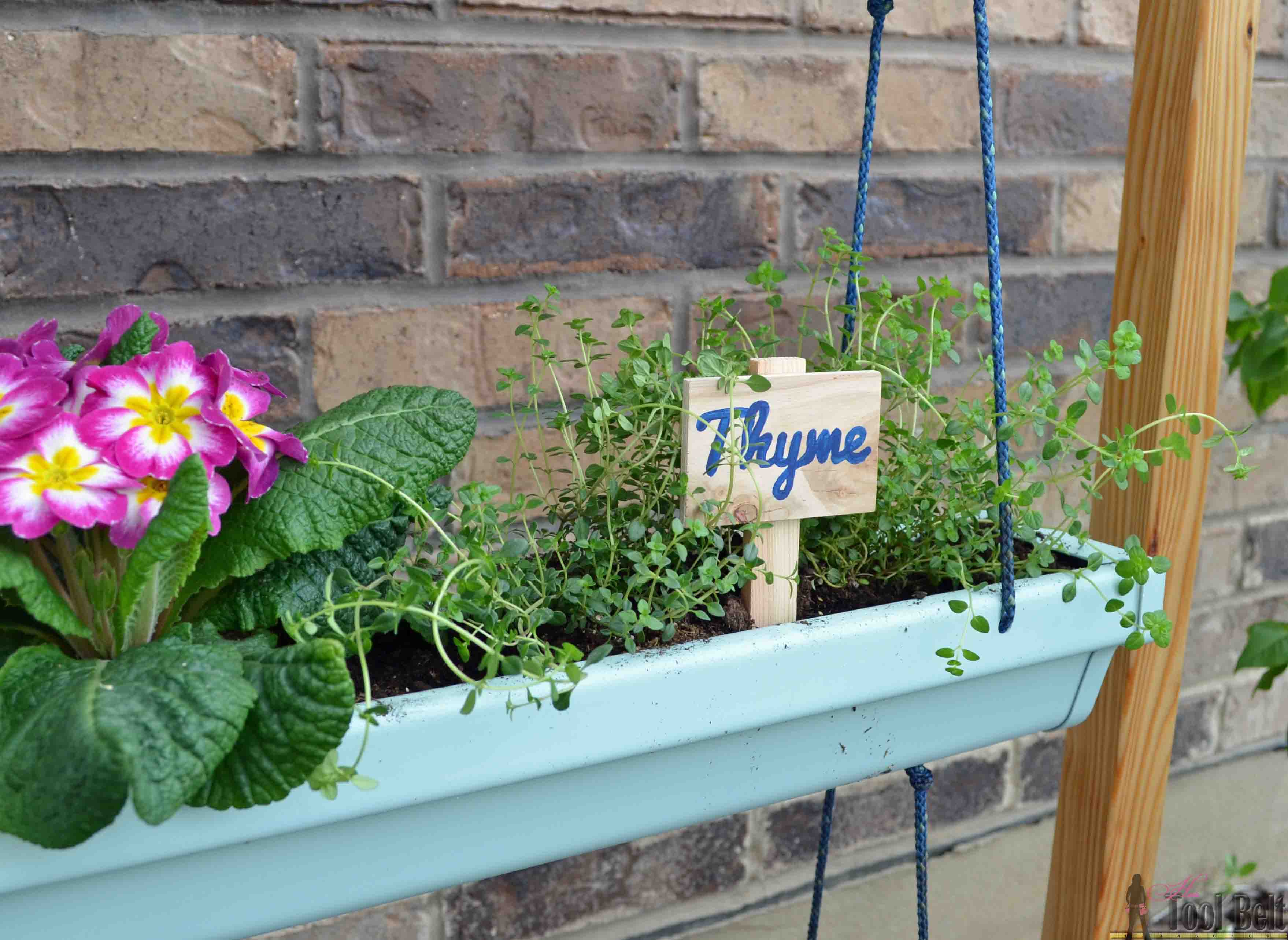 make chopping planter how herb board an to upcycled