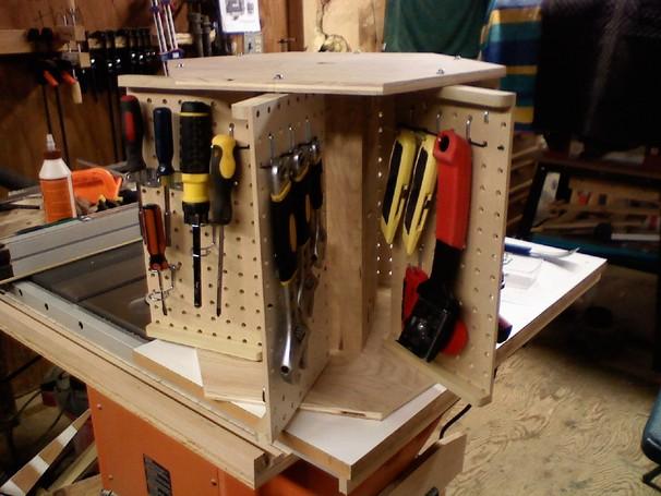 12 Brilliant Tool Organization Ideas Her Tool Belt