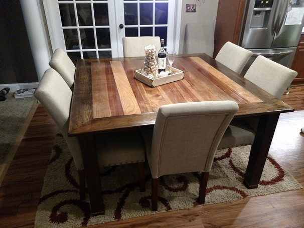 DIY Tables for Every Room in your Home - Her Tool Belt