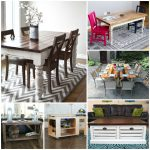 DIY Tables for Every Room in your Home