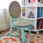Circle Back Kids Chair Plans