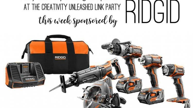Creativity Unleashed #138 Link Party
