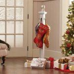 Holiday Stocking Post DIY Workshop