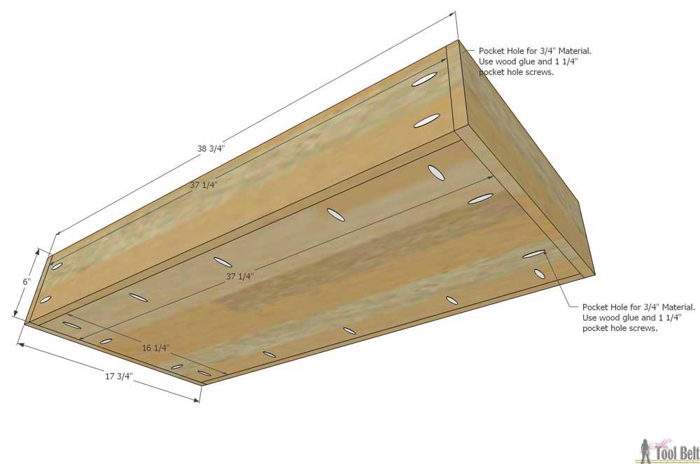 5 Drawer Dresser Changing Table - Her Tool Belt