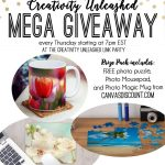 Creativity Unleashed #161 Link Party