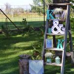 "DIY Decorative ""Vintage"" Wood Ladder"