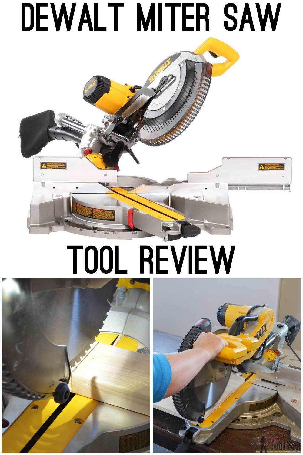 Dewalt Dws780 12 Quot Dual Bevel Compound Miter Saw Review