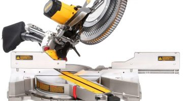 DeWALT DWS780 12″ Dual Bevel Compound Miter Saw Review