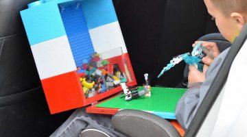 DIY Portable Lego Tote