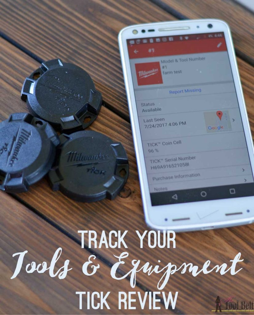 Looking for a tool or equipment tracker? What you need to know before you buy. Milwaukee Tick tool and equipment tracker review.