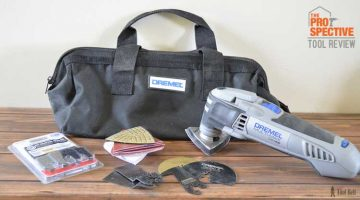 Dremel MM45 Oscillating Tool Review and Universal Cut Blades
