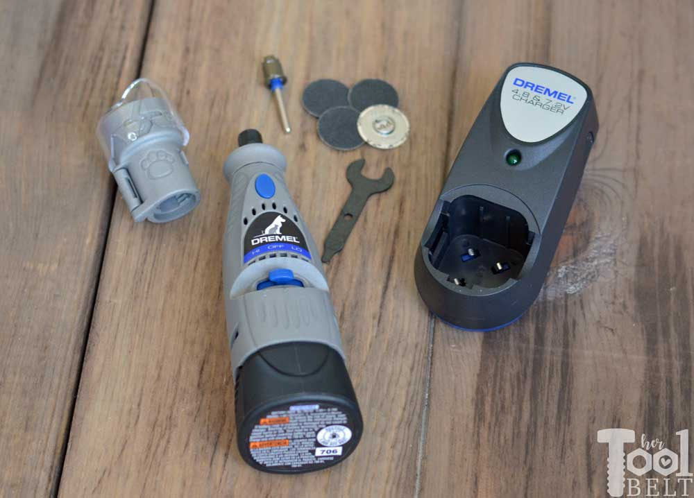 Tool Review: Dremel Pet Nail Grooming Kit - Her Tool Belt