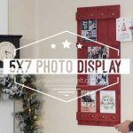 Farmhouse 5×7 Photo Display