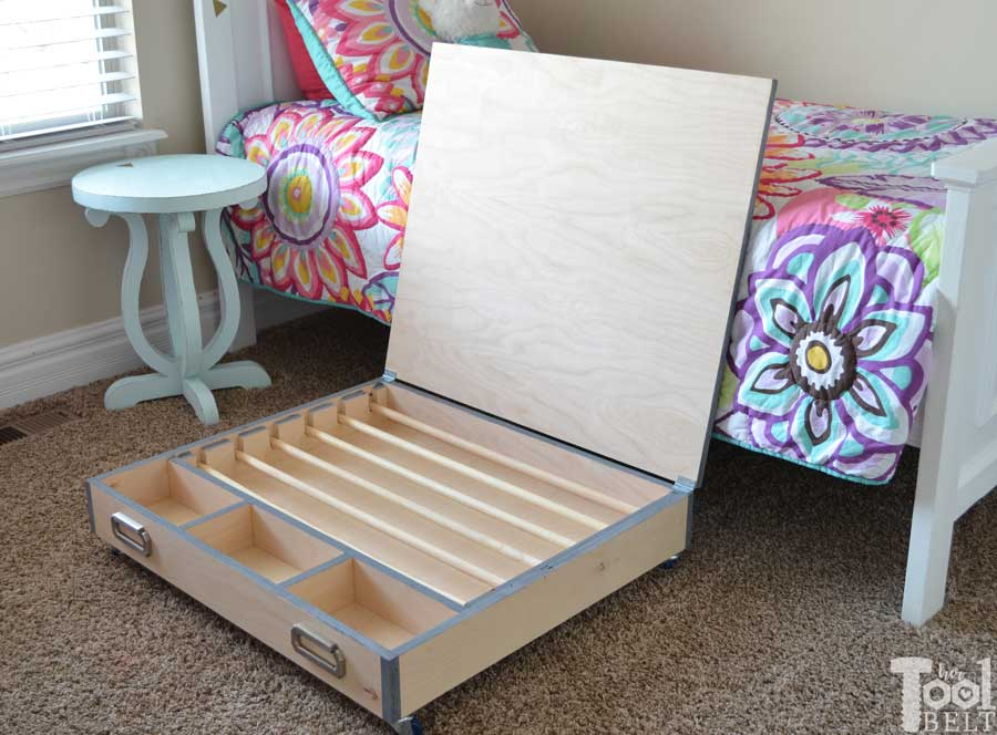 Awesome Save Your Closet Space And Store All Of You Wrapping Supplies In A Handy  Rolling Gift